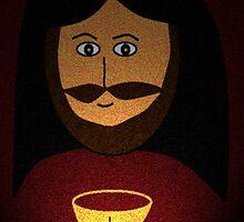 Eucharist by ClarenceJones