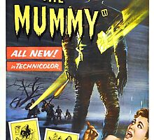 The Mummy (Blue) by PulpBoutique
