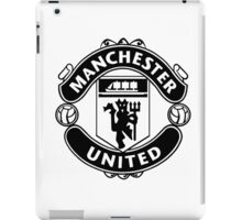 manchester united iPad Case/Skin