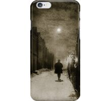 Voice of lights iPhone Case/Skin