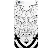 Beast - Black  iPhone Case/Skin