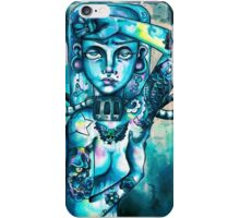 The Blossoming Beelzebub iPhone Case/Skin