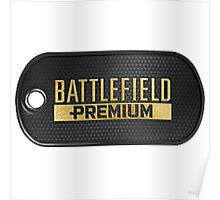 Battlefield 3 Premium DogTag Poster