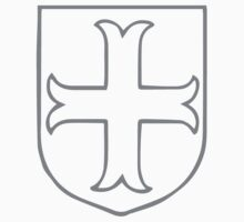 A Complete Guide to Heraldry - Figure 169 — Cross moline by wetdryvac