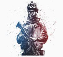 Battlefield Soldier by Enriic7