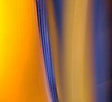 glass galaxy - rings of nebulon by John R. Shook