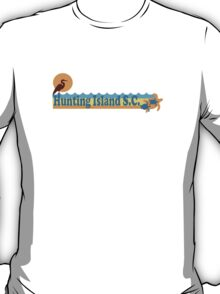 Hunting Island - South Carolina. T-Shirt