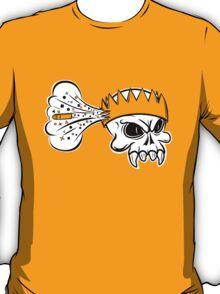 Boom Headshot gaming skull T-Shirt