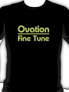 Ovation Fine Tune Guitars T-Shirt