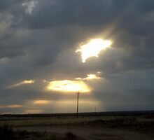rays from heaven  by gabbielizzie