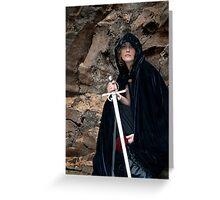 Elven Respite Greeting Card