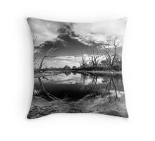 Diamond in the sky! Throw Pillow