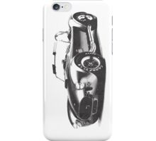 Muscle 70s Car iPhone Case/Skin