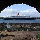 QE2 Last Voyage by David O&#x27;Riordan
