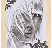 White Lines n Dark Eyes by hatefueled