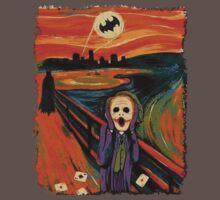 scream joker Kids Clothes