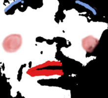 She Guevara Sticker