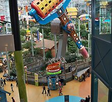 Nickelodeon Universe ~ Mall of America by kodakcameragirl