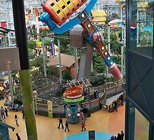 Nickelodeon Universe ~ Mall of America by kodakcameragirl