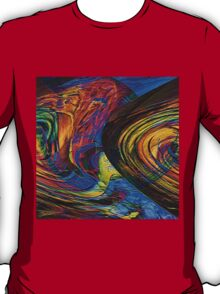 """ The art washes our soul of the dust of the everyday life ""  T-Shirt"