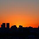 Century City Sunset by Jhug