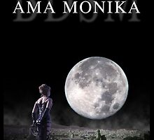 La Luna with Ama Monika V by AmaMonikaV