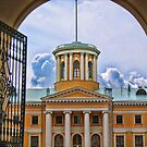 Arkhangelskoe Estate, near Moscow, Russia by vadim19