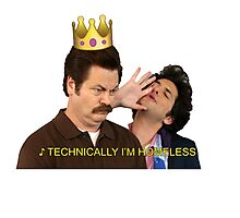 Jean Ralphio and Ron - Parks and Rec Photographic Print