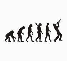 Evolution trumpet Kids Clothes