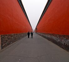 The long red road by alternakive