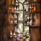Various Potions  by Mike  Savad
