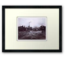 passage stoke no 3 Framed Print