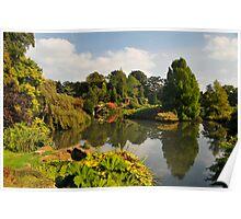 Royal Sandringham Gardens Poster