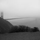Golden Gate Bridge Fog by Vanpinni