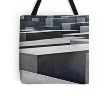 Shoah Memorial Tote Bag