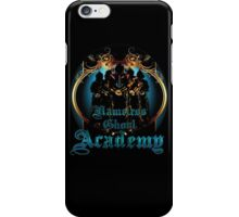 NAMELESS GHOUL ACADEMY iPhone Case/Skin