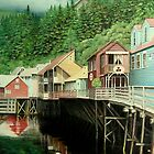 Ketchikan  Alaska by BRIMMER