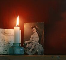 Victorian Love Letter by naffarts