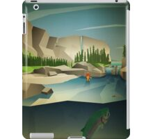 Patience and persistence pay off! iPad Case/Skin