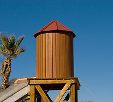 water tower by mariapar