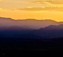 Peavine Peak, Nevada. California's Designated Smoking Area by hotrodstudio
