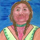 Native American Indian by allycpr29