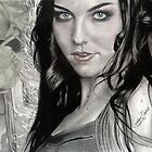 Amy Lee by Candace Wiebe-Nesbit