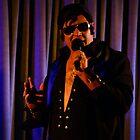 Garry as Elvis - square - ms- Singing  by tmac