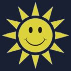 Smiley Sun by Flehrad