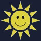 Smiley Sun by Flehrad