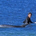 Dolphin surprise by Yanni