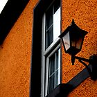 Orange Window by MSpro75