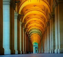 Old Melbourne Post Office by Darren Greenwell