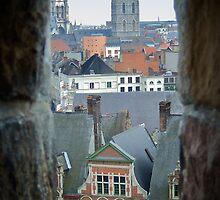 Ghent Castle by Amy Dokken